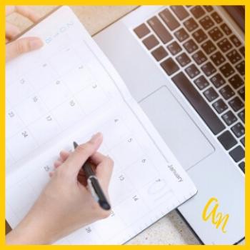 Effectieve weekplanning